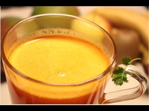 Cara Membuat Jus Jeruk Asli (How to Make Orange Juice)