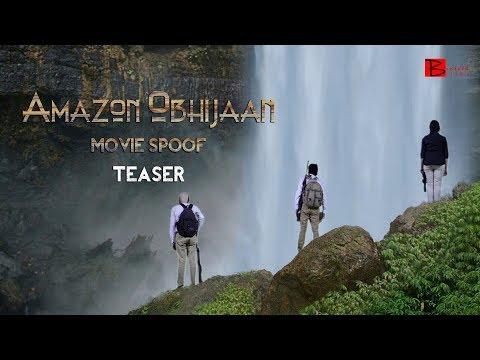Amazon Obhijaan - Movie Spoof | Teaser | Binjola Films Bangla