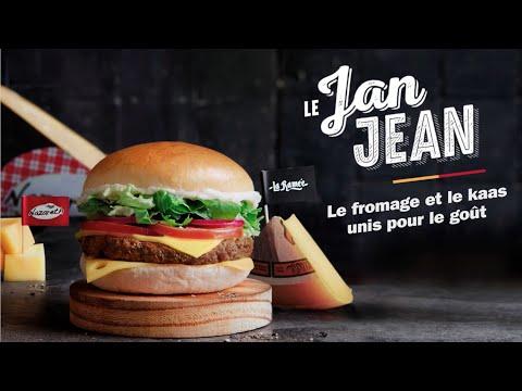 Musique publicité Quick Le JanJean : Le fromage et le kaas unis pour le goût    Juillet 2021