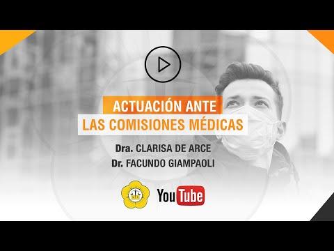 ACTUACIÓN ANTE LAS COMISIONES MÉDICAS