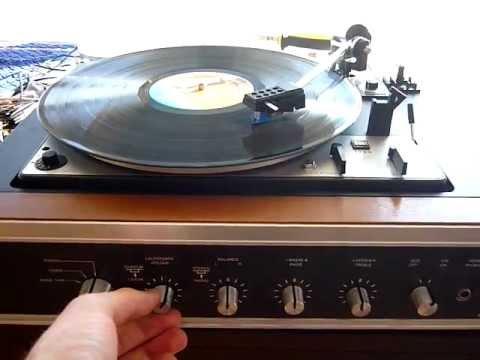 Dual HS51 Stereoanlage mit Plattenspieler