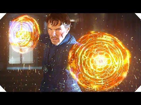 New Movie Clip for Doctor Strange