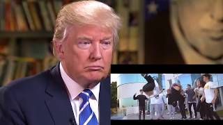 Donald trump reacts to Jake Paul (EVERYDAY BRO)