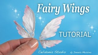 How To Make Fairy Wings From Fabric