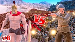 ЭПИЧНЫЕ БИТВЫ!!! (КОММЕНТАРИИ ПОДПИСЧИКОВ) Ultimate Epic Battle Simulator (6 серия)