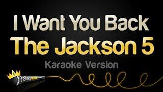 The Jackson 5 - I Want You Back (Karaoke Version)