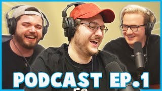 How we went from nothing to YouTube stars... | WILDCAST Ep. 1 w/ MiniLadd & BigJigglyPanda