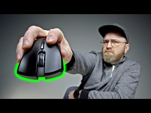 The Wireless Mouse That NEVER Needs To Be Charged!!