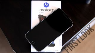 The Upgrade | Moto G4 Plus First Looks!
