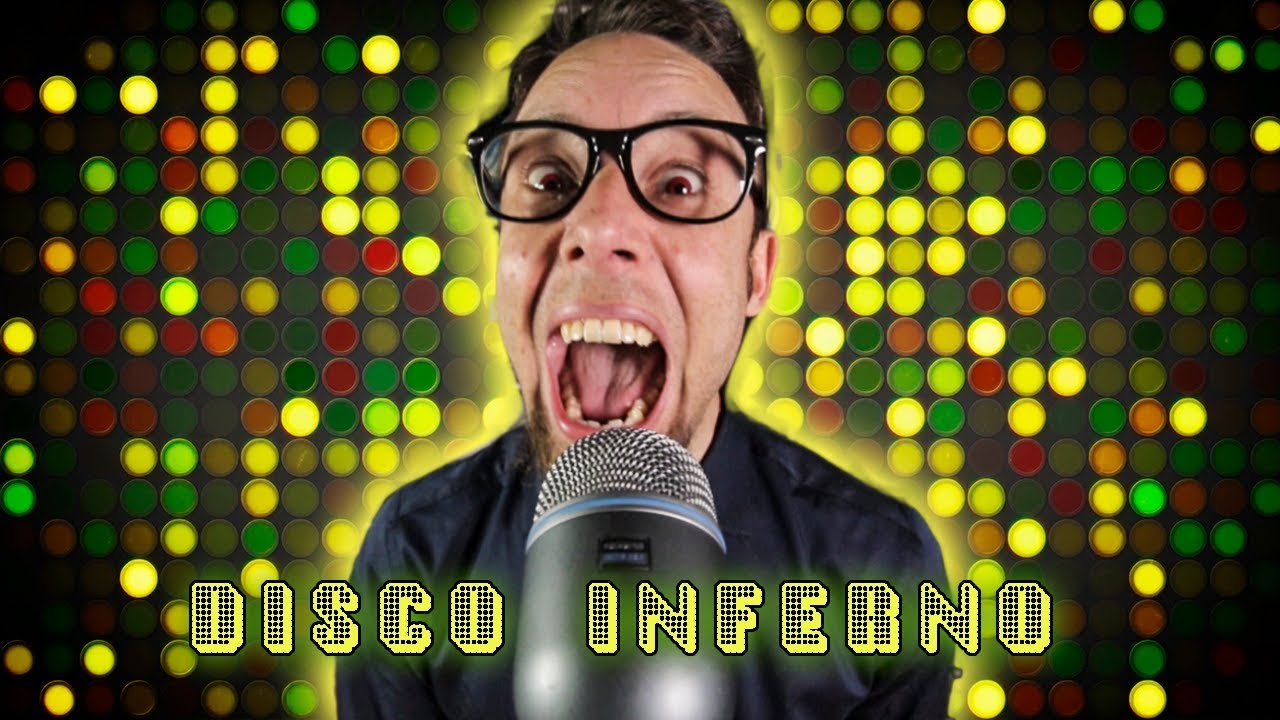 Frogleap Disco Inferno Video