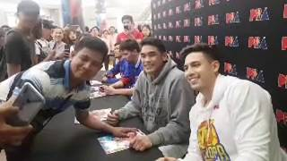 PBA Meet And Greet: TNT KaTropa & Magnolia | July 17, 2019