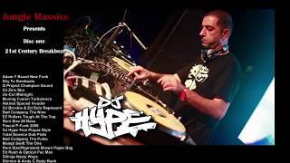 Jungle Massive presents 21st Century Breakbeats Mixed by DJ Hype Disc One