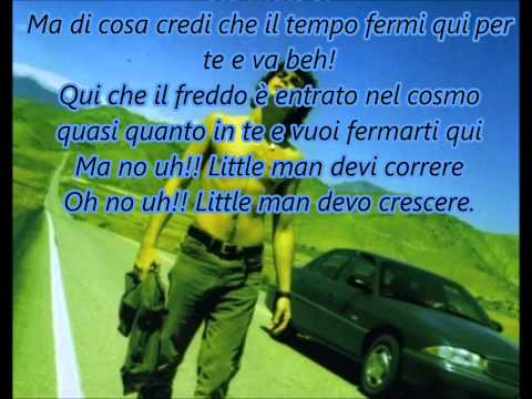 , title : 'Gianluca Grignani -Little Man- con testo'