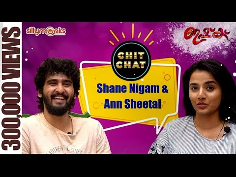 Chit Chat with Shane Nigam and Ann Sheetal | Ishq Movie Special