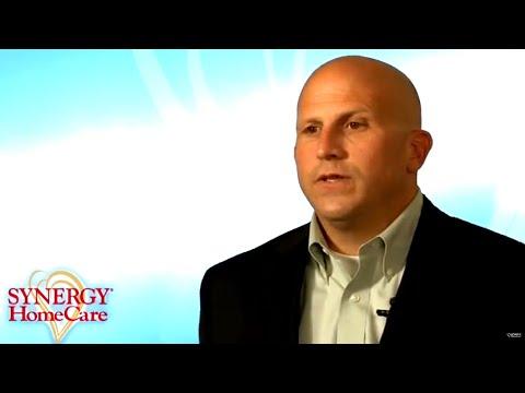 , title : 'Mark Bennett on SYNERGY HomeCare Business