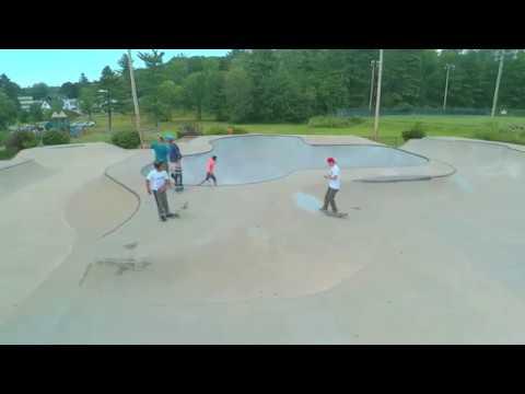 Skate Park Fitchburg Massachusetts