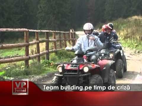 Team building pe timp de criză