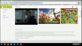 How To Download Clash Of Clans Onto Chrome | UPDATED 2016