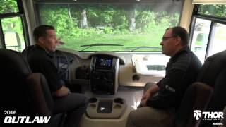 New 2016 Outlaw Class A Motorhome from Thor Motor Coach