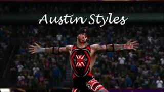 WWE 2K15 CAW Showcase Part 4