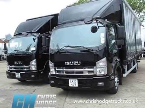 Trucks for sale - Isuzu 11-tonne 'Black Beauties'!