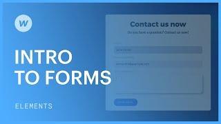 Building a web form - Web design tutorial