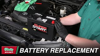 How To: Install a Battery in Your Vehicle