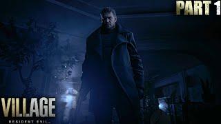 Package Secured - Resident Evil 8 Village - Part 1 - 4K PS5