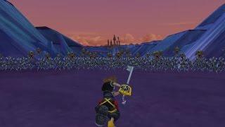 KINGDOM HEARTS HD 1.5 + 2.5 ReMIX — Fight the Darkness Trailer [Français]