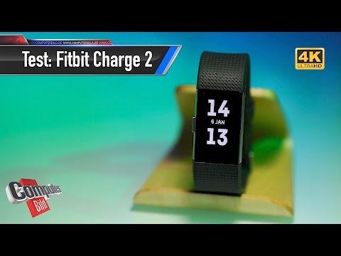 Fitbit Charge 2 im Test: Was bietet das neue Armband?