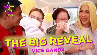 THE BIG REVEAL   VICE GANDA