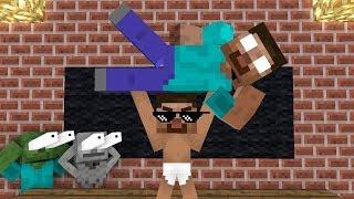 Monster School : BabySitter Part.3- Minecraft Animation