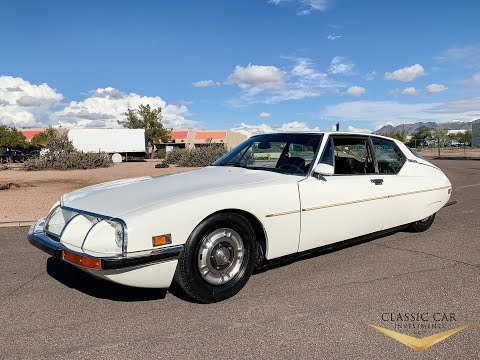 Video of '72 SM located in Arizona - $53,500.00 Offered by Classic Car Investments LLC - P667
