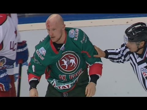 Vladimir Denisov vs. Igor Makarov