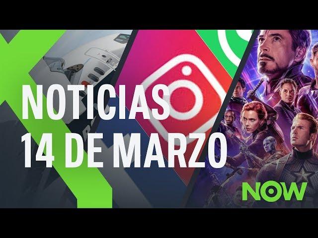 FACEBOOK, INSTAGRAM y WHATSAPP se caen y BETA de ANDROID Q y TRAILER de LOS VENGADORES | XTK Now!