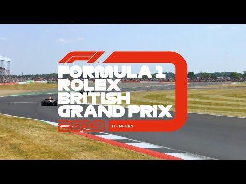 F1 GP del Reino Unido 2019