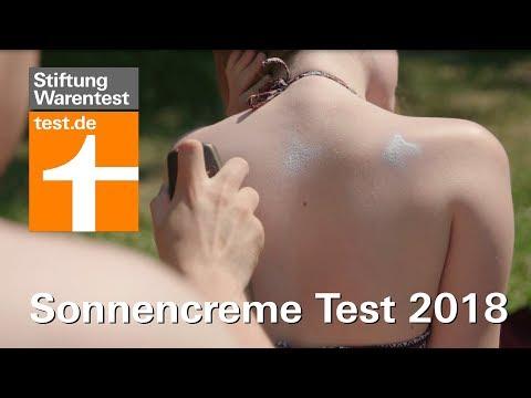 Sonnencreme Test 2018: Teure Öko-Sonnenmilch fällt durch (Sonnenschutz Test Stiftung Warentest)