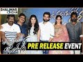 Vunnadhi Okate Zindagi Movie Pre Release Event || Ram Pothineni || Anupama Parameswaran || Lavanya