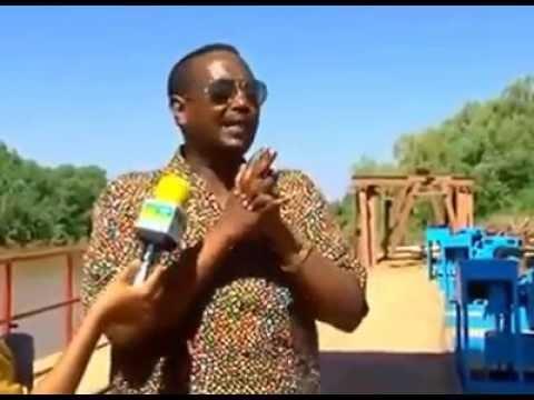 Shabelle River diverted into Ethiopian w