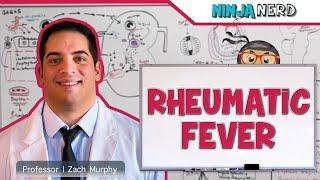 Rheumatic Fever | Etiology, Pathophysiology, Diagnosis
