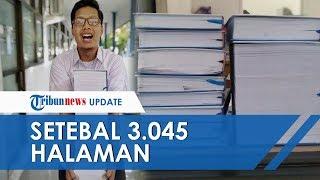 Viral Skripsi Paling Tebal di Kampus ITS, Sampai 3.045 Halaman