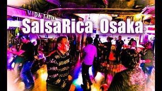 SalsaRica Osaka 2019.2.
