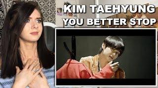 BTS; LOVE YOURSELF 轉 Tear 'Singularity' Comeback Trailer Reaction // ItsGeorginaOkay