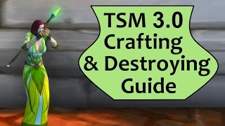 TSM Tutorial: Crafting Queues and Gatherer - Most Popular Videos