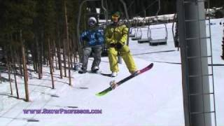 How to Snowboard: Step 5 - Riding the Chairlift