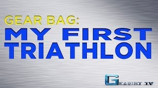 WHAT DO I NEED FOR MY FIRST TRIATHLON? | Gearist.com, Gear Bag