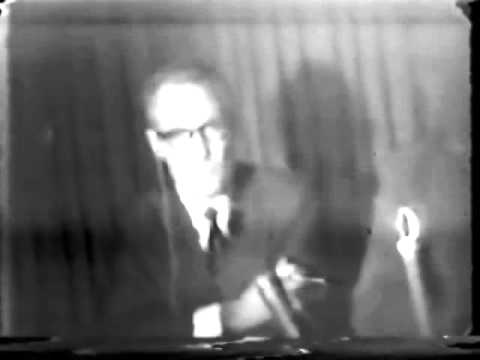 THE BLACKOUT OF 1965 NBC TV COVERAGE