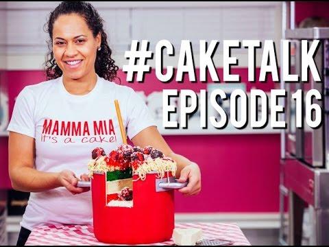 #CakeTalk Episode 16