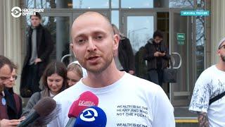 """Oxxxymiron о """"московском деле"""": """"Это исторический ад"""""""
