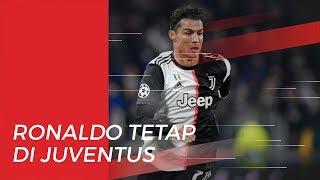Agen Cristiano Ronaldo, Pastikan Kliennya Tetap di Juventus Musim Depan